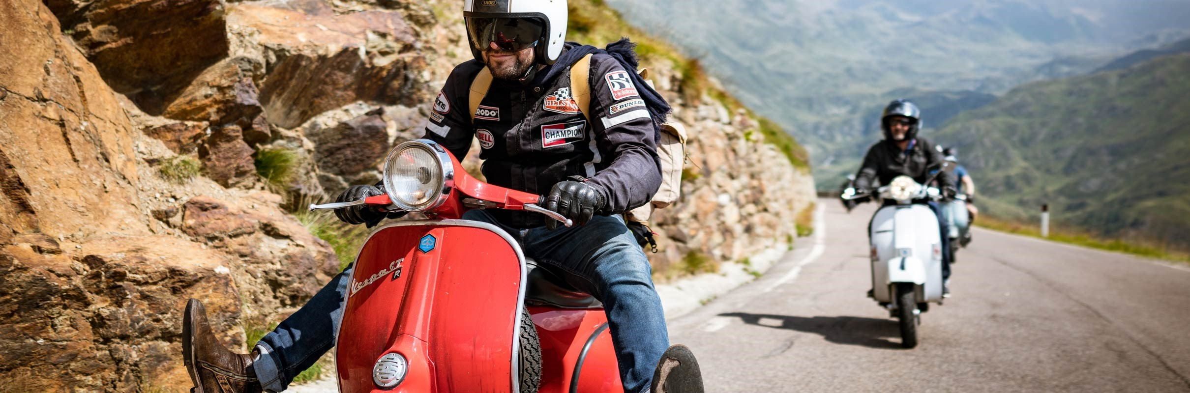 Watch SIP Vespa Road Trip 2018 Dolomites on SIP TV