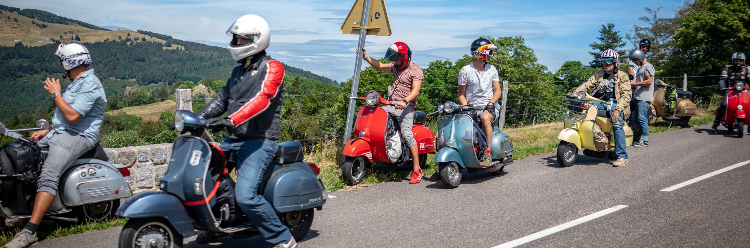 Watch SIP Vespa Road Trip 2019 Champagne on SIP TV