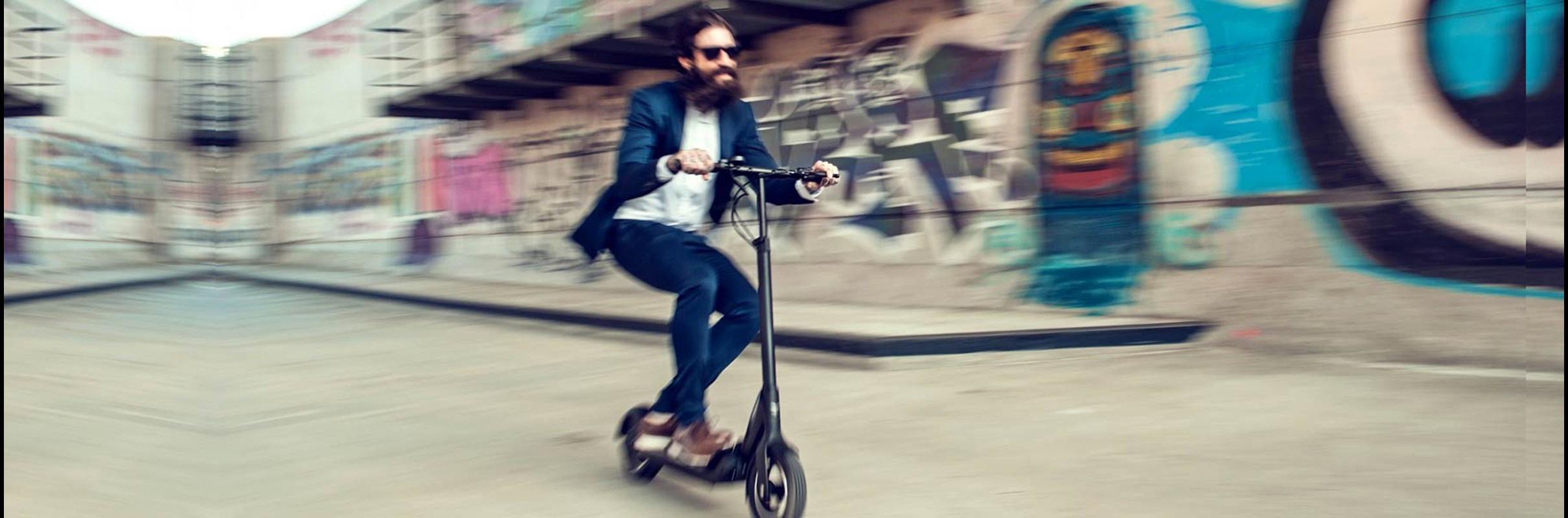New: High Quality E-Scooters at SIP