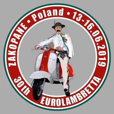 Eurolambretta 2019 Poland Zakopane