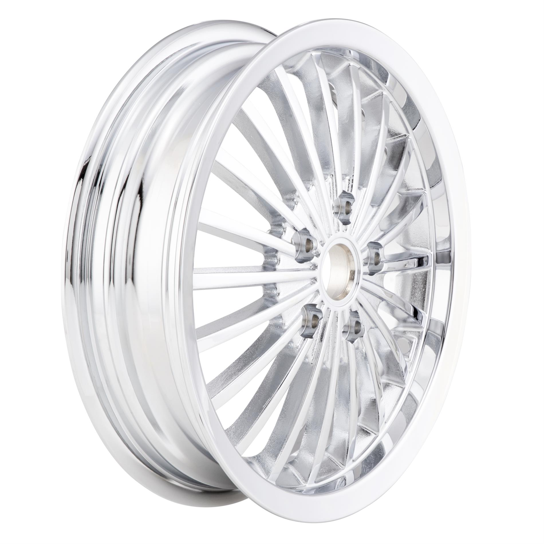 SIP Chrome Rim for Vespa GTS 125-300ccm