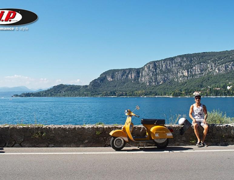 VESPA Road Trip Kroatien 2014 - SIP Team on Tour