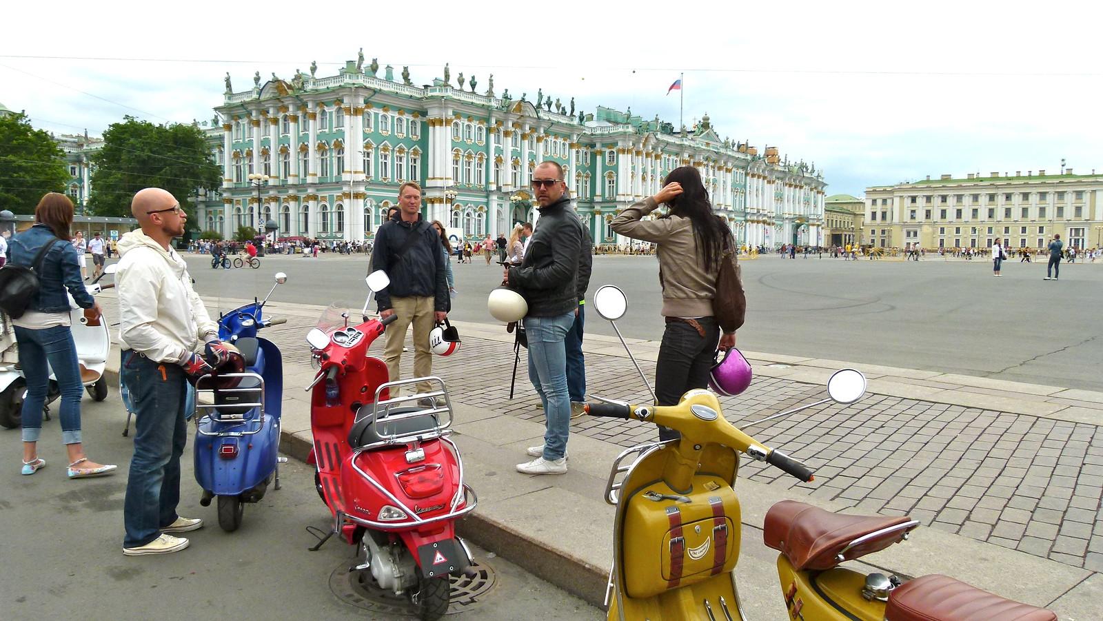 SIP goes St. Petersburg - Russia