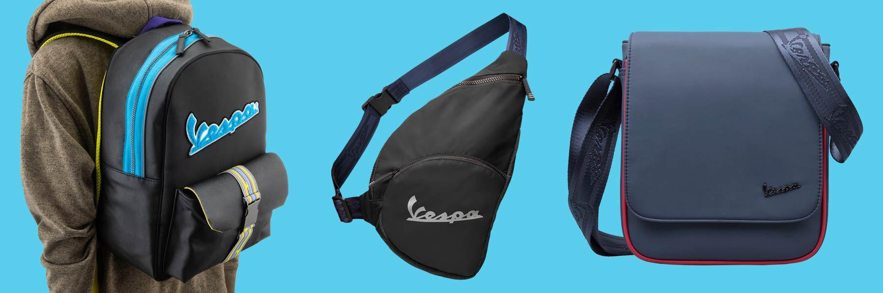 Vespa Bags and Backpacks