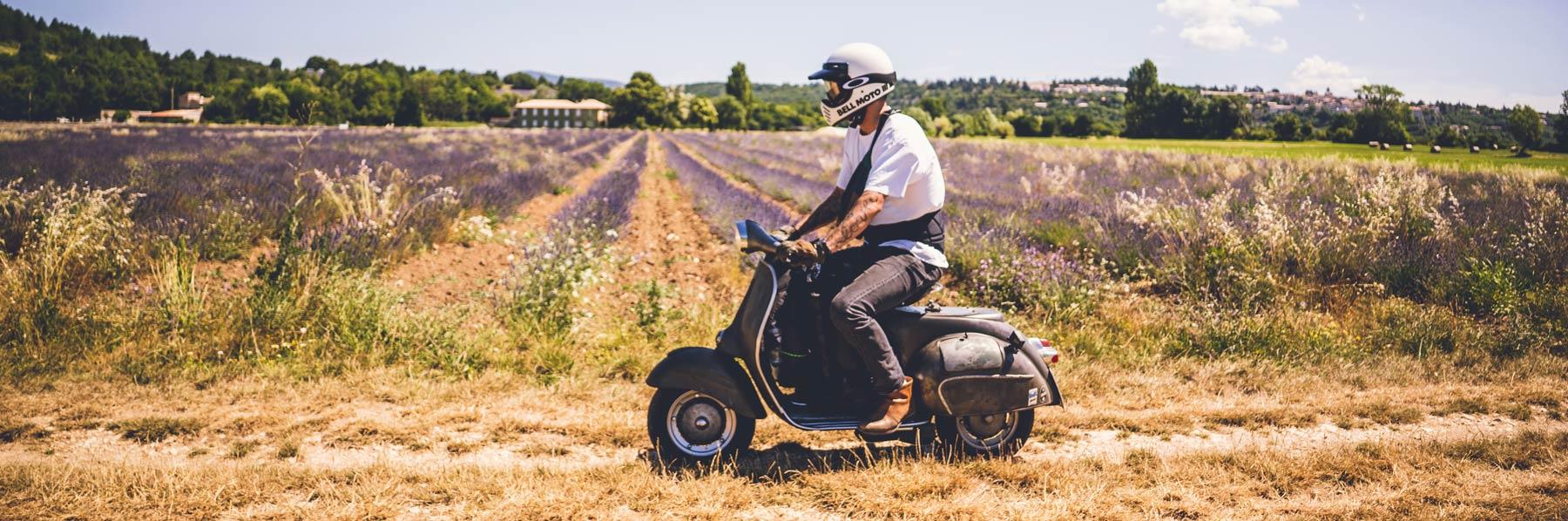 VESPA Road Trip France 2021